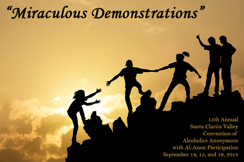 Miraculous Demonstrations Official 800w